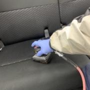 車内のクリーニング(シート)