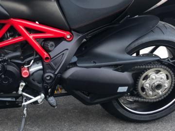 バイク・オートバイのマット塗装コーティング