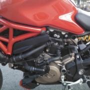 オートバイ・バイクのマット塗装コーティング